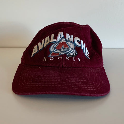 NHL Colorado Avalanche Burgundy SnapBack