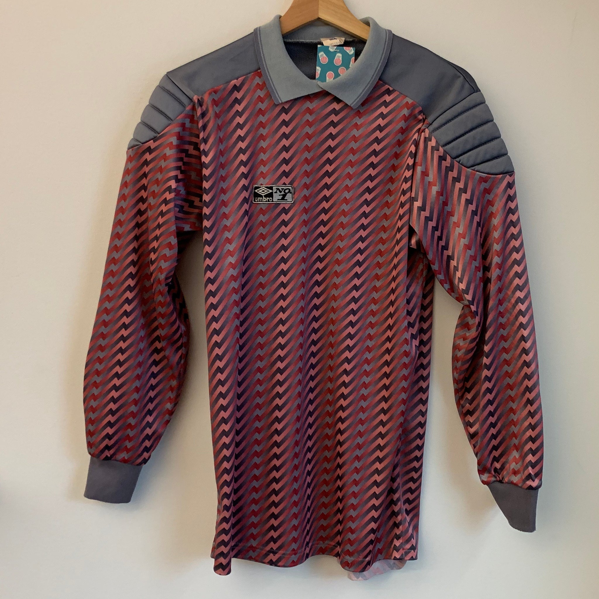 Umbro Goalkeeper Pattern Jersey
