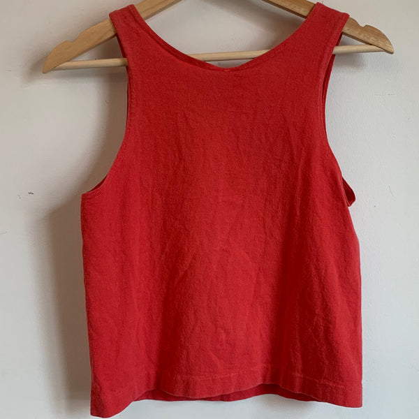 Nike Red Splatter Kid's Tank Top