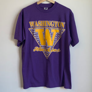 Washington Huskies Purple Tee Shirt