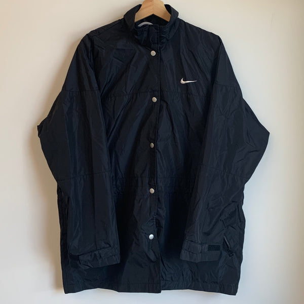 Nike Black Coaches Jacket