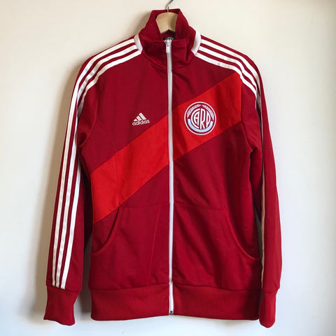 2011 River Plate 110th Anniversary Red Soccer Track Jacket