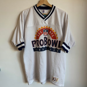 Logo 7 1988 NFL Pro Bowl Hawaii Mesh Football Jersey