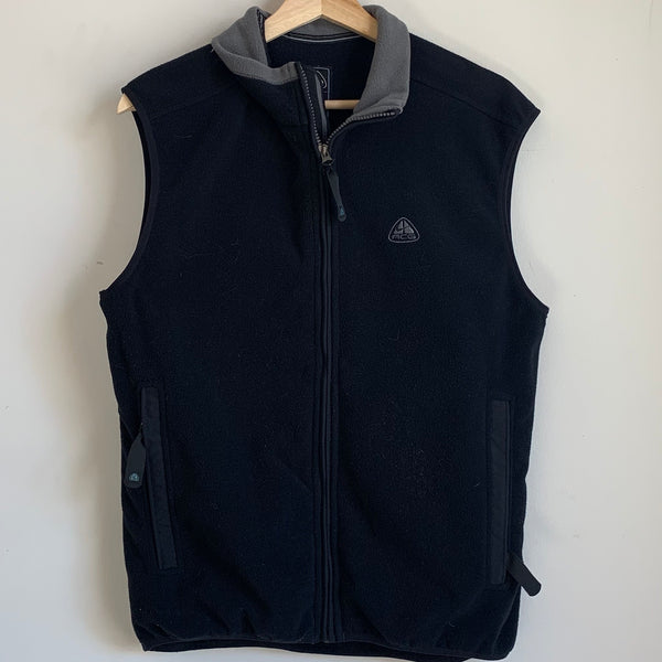 Nike ACG Black Vest Thermal
