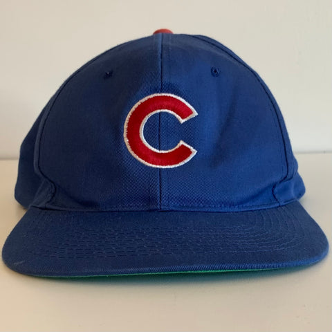 MLB Chicago Cubs Blue SnapBack