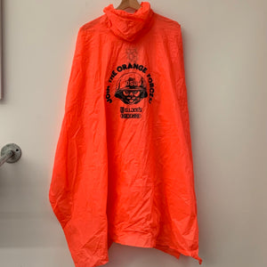 "Oregon State OSU Beavers ""Join the Orange Forces"" Poncho"