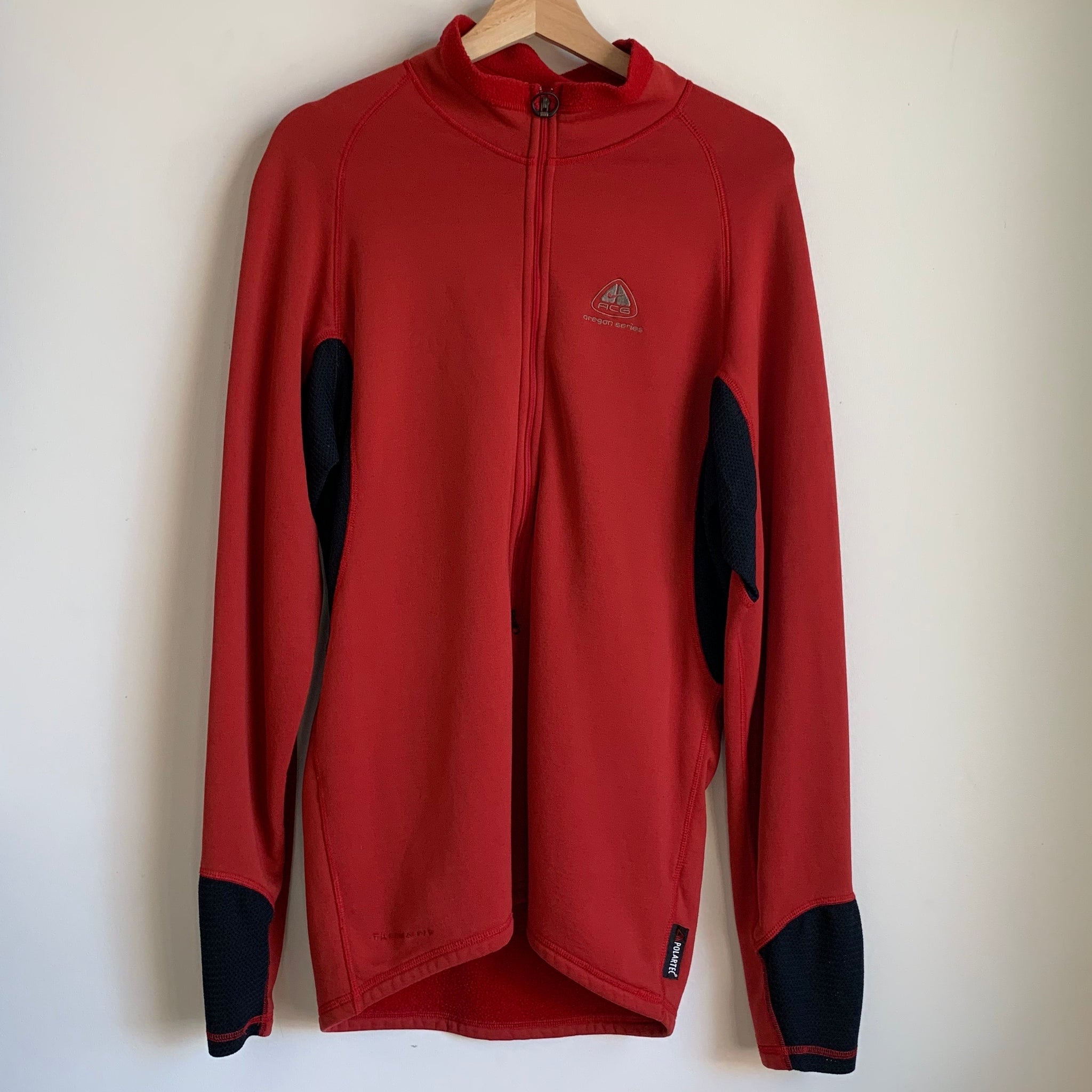 Nike ACG Oregon Series Therma-Fit Red Fleece
