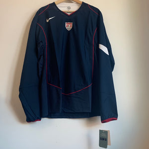 Nike US Soccer Long Sleeve Shirt
