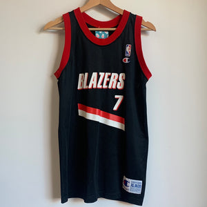 Champion Kenny Anderson Portland Trail Blazers youth Basketball Jersey