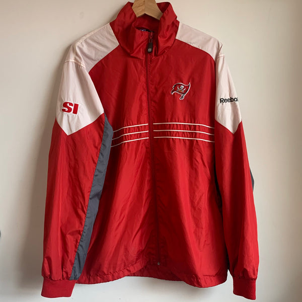 Reebok Tampa Bay Buccaneers Sports Illustrated Windbreaker Jacket