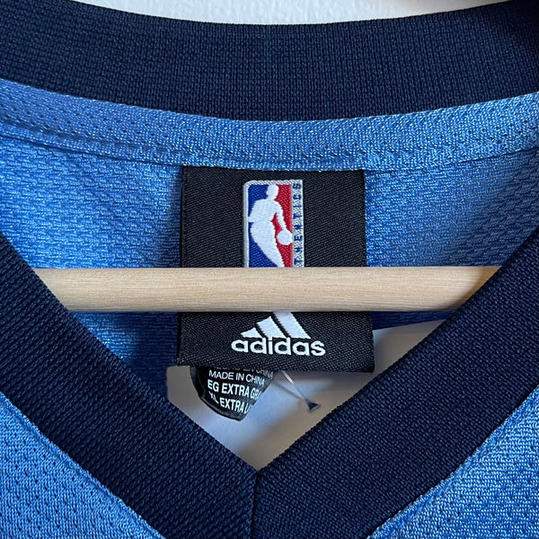 Youth Adidas Andrei Kirilenko Utah Jazz Blue/Navy Blue Basketball Jersey