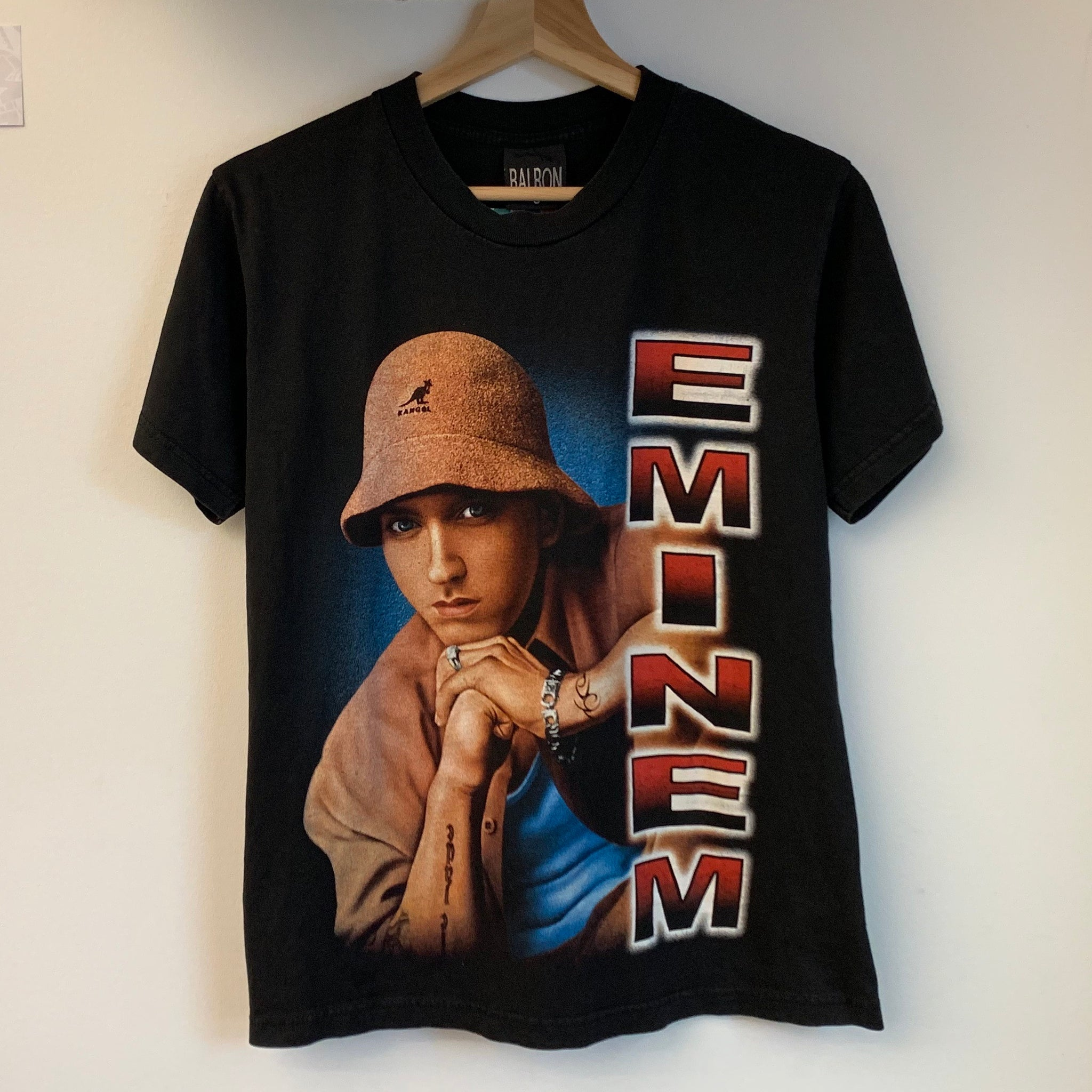 Eminem Double-Sided Rap Tee Shirt