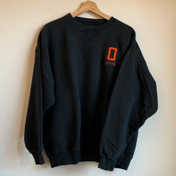 Gear for Sports Oregon State OSU Beavers Embroidered Crewneck Sweatshirt