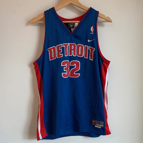 Detroit Pistons Richard Hamilton YouthBasketball Jersey