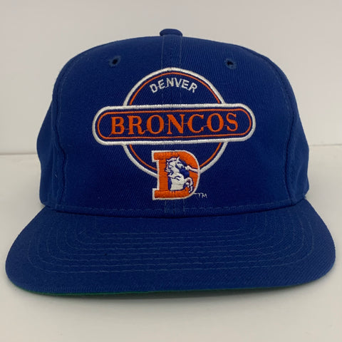 Sports Specialties Denver Broncos Blue Snapback