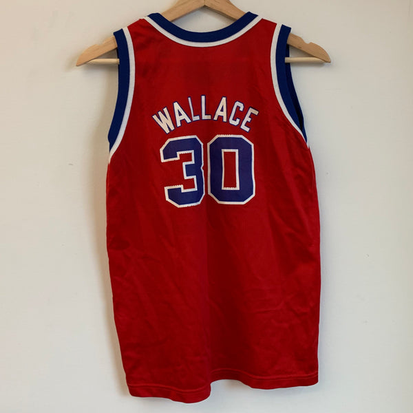 Champion Rasheed Wallace Washington Bullets Youth Basketball Jersey