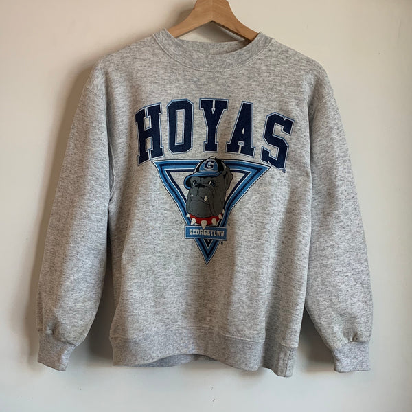Georgetown University Hoyas Grey Youth Sweater