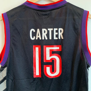 Reebok Vince Carter Toronto Raptors Youth Basketball Jersey