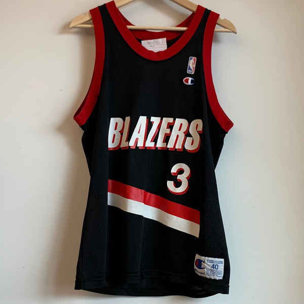 Champion Cliff Robinson Portland Trail Blazers Basketball Jersey