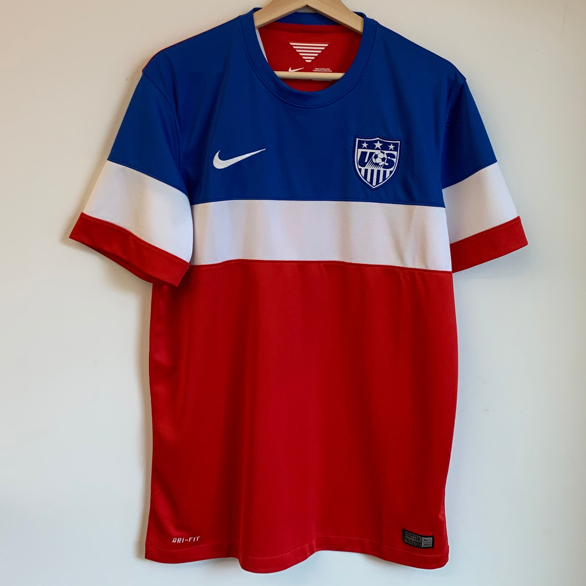 Nike USA Red/White/Blue Jersey