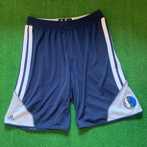 Adidas Dallas Mavericks Basketball Shorts