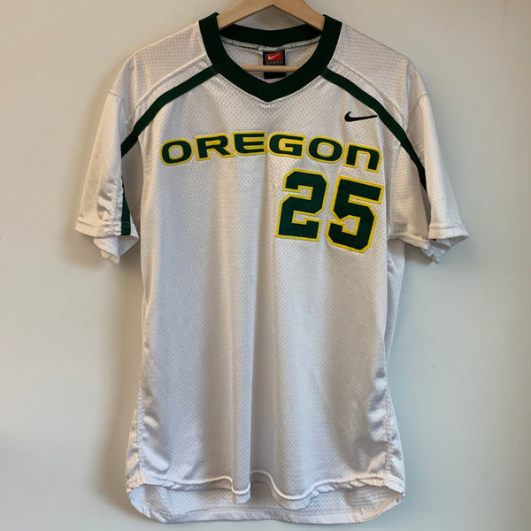 Nike Oregon Ducks Baseball Team Issue Batting Practice Jersey