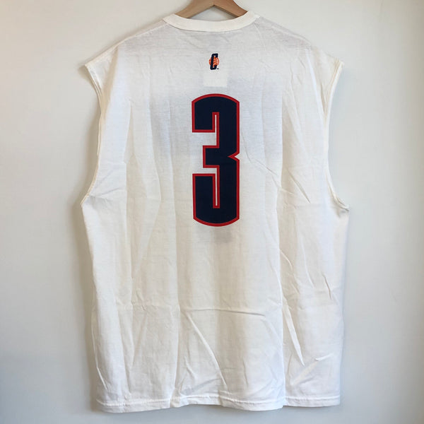 Diana Taurasi Connecticut Huskies UConn Sleeveless Shirt