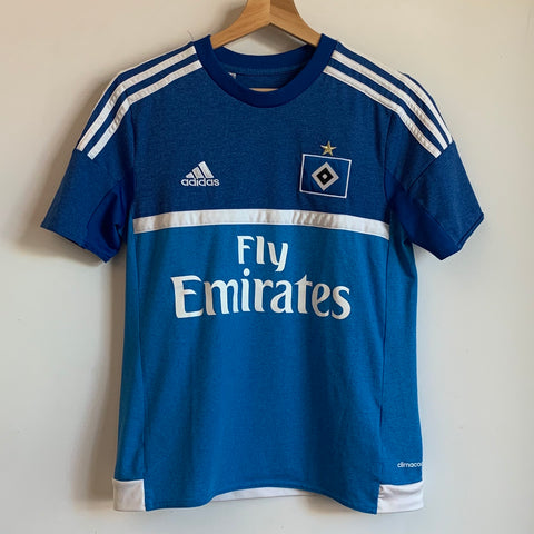 Adidas Hamburg SV Blue Youth Jersey