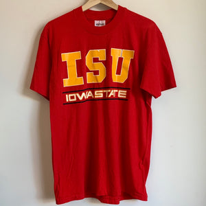 Iowa State Cyclones Red Tee Shirt