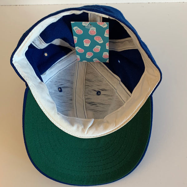 Seattle Mariners Blue Fitted Cap