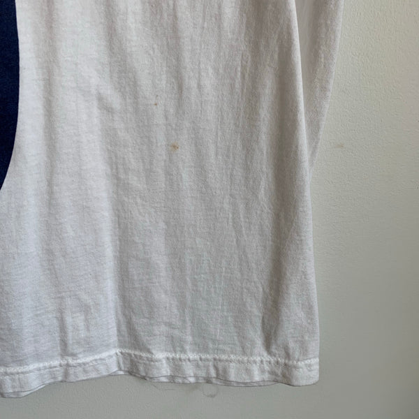 Bootleg Tommy Hilfiger Sports White Tee Shirt