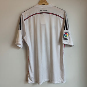 Adidas Real Madrid White Soccer Jersey
