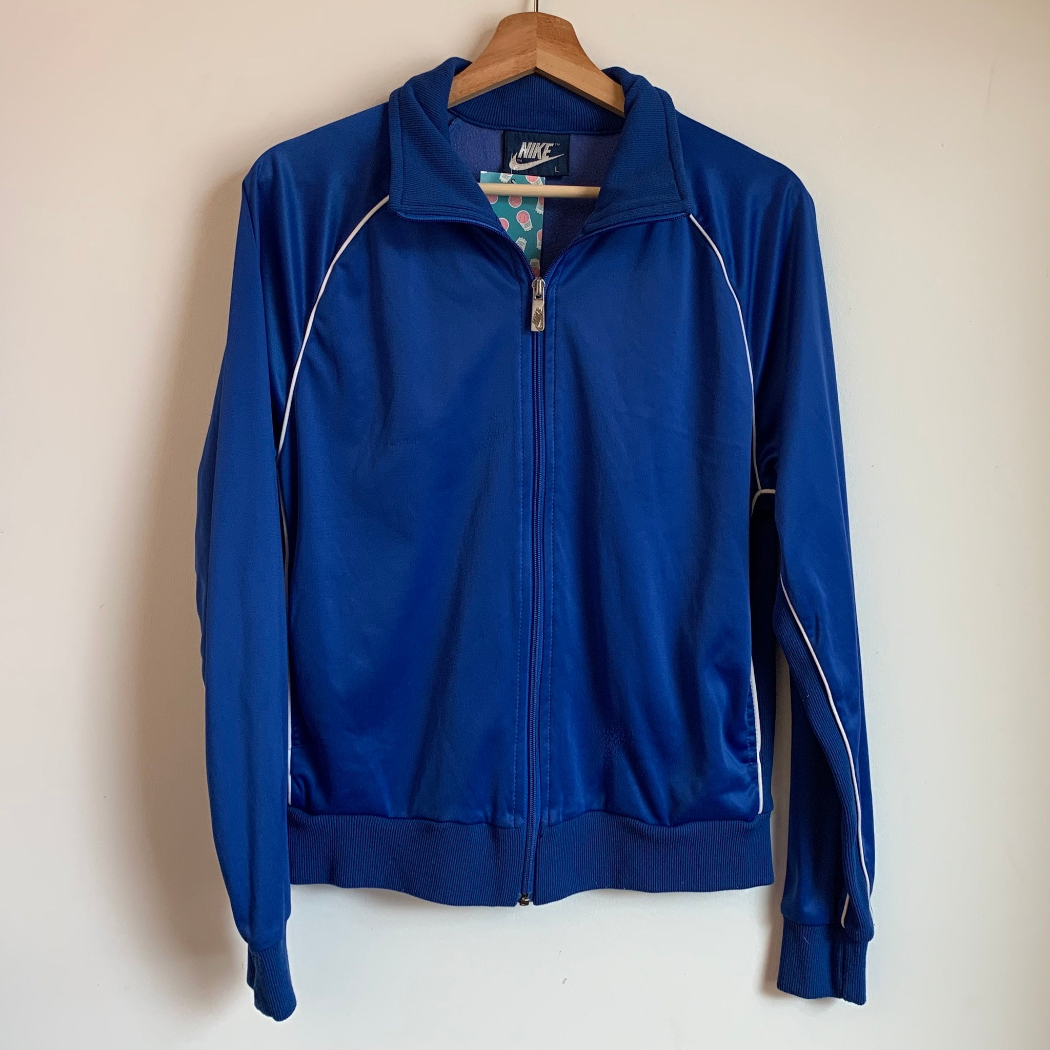 Nike Blue Tag Track Jacket