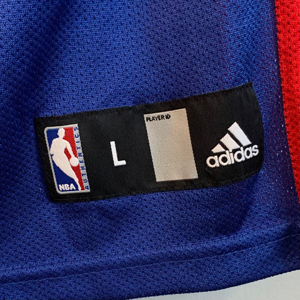 adidas Chauncey Billups Detroit Pistons Youth Basketball Jersey