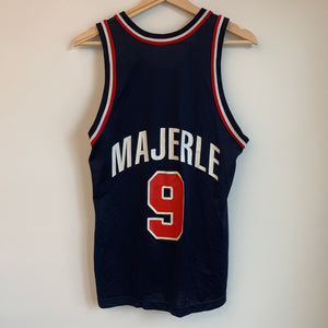Champion Dan Majerle USA Dream Team Navy Basketball Jersey