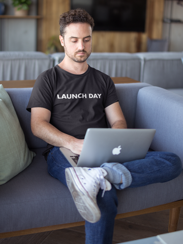 Launch Day Tee