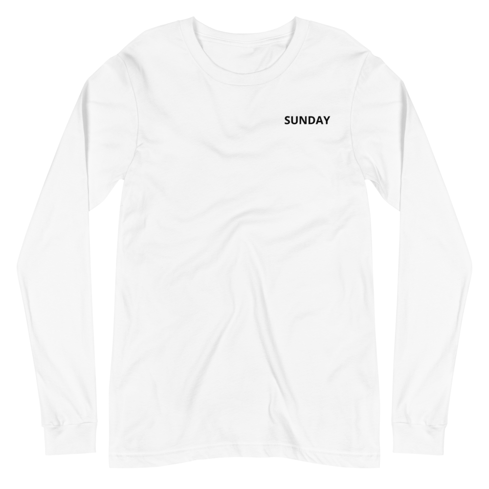 Sunday Long Sleeve