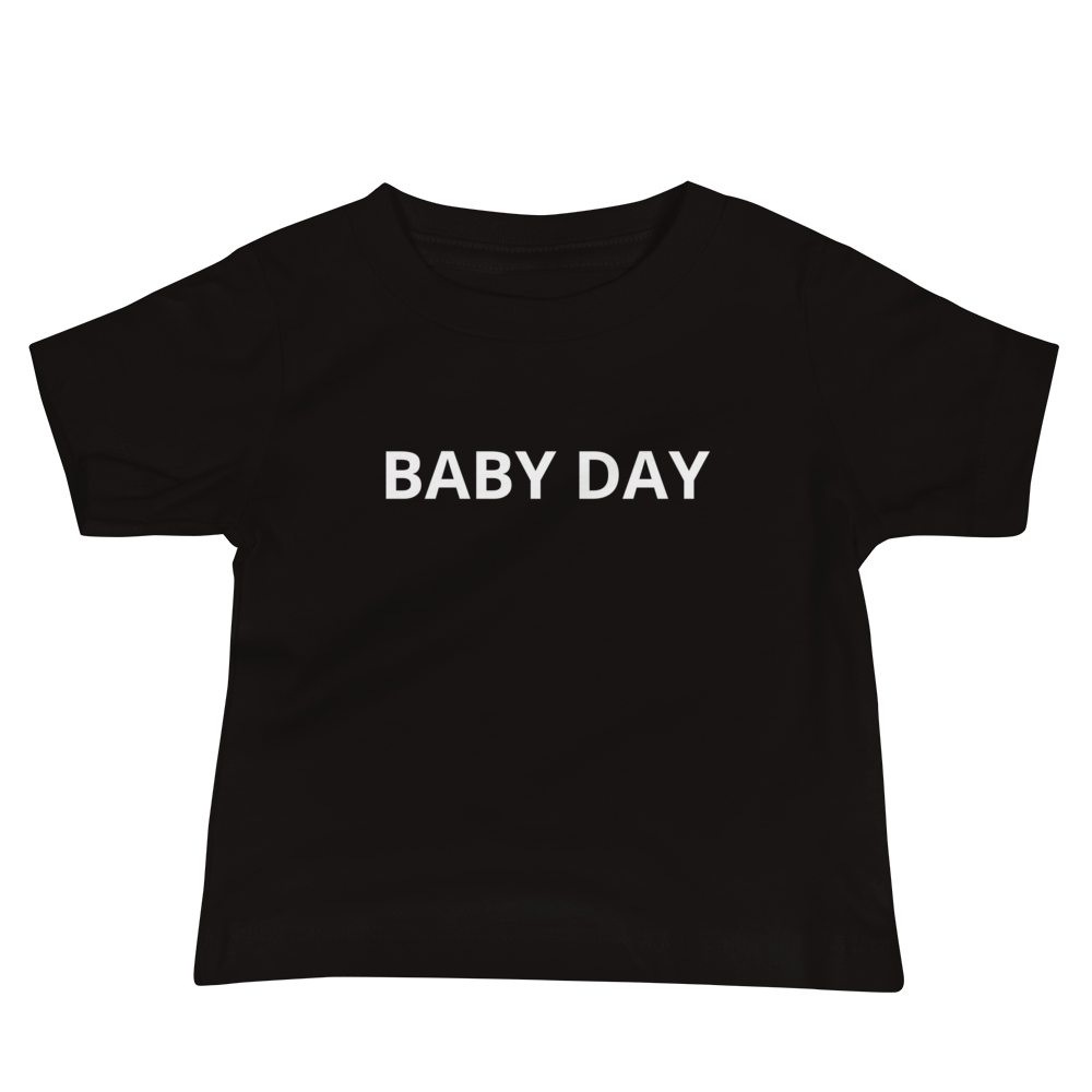Baby Day Baby Tee