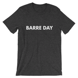 Barre Day Tee
