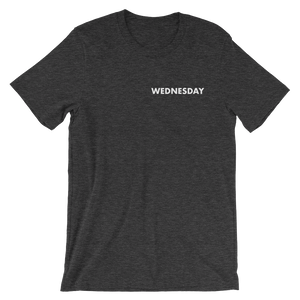 Wednesday Tee - small print