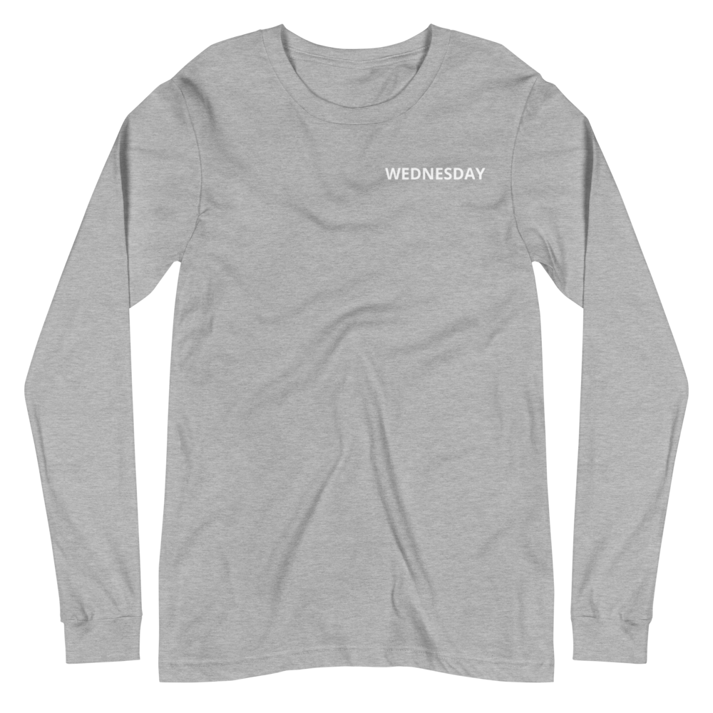 Wednesday Long Sleeve