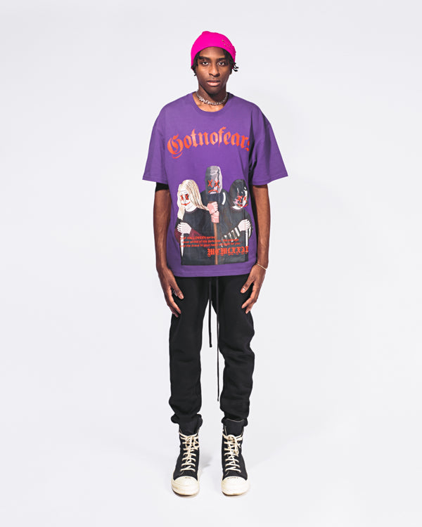 GNF the strangers oversized Tee