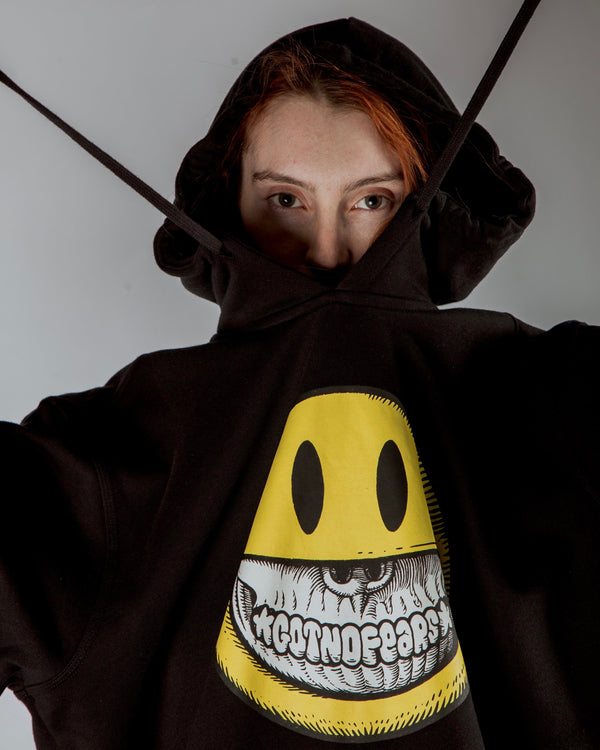 GNF x Ron English SMILE HOODIE