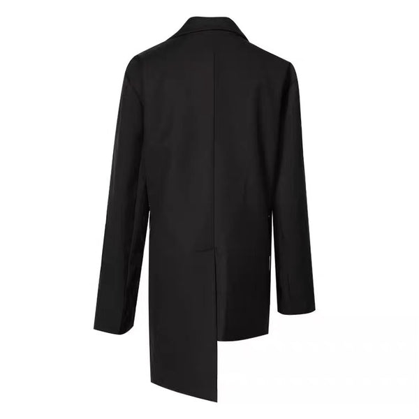 U3 remake black blazer