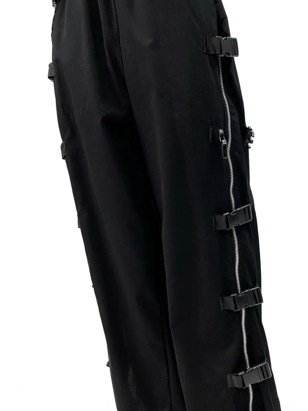 U3 side buckle pants