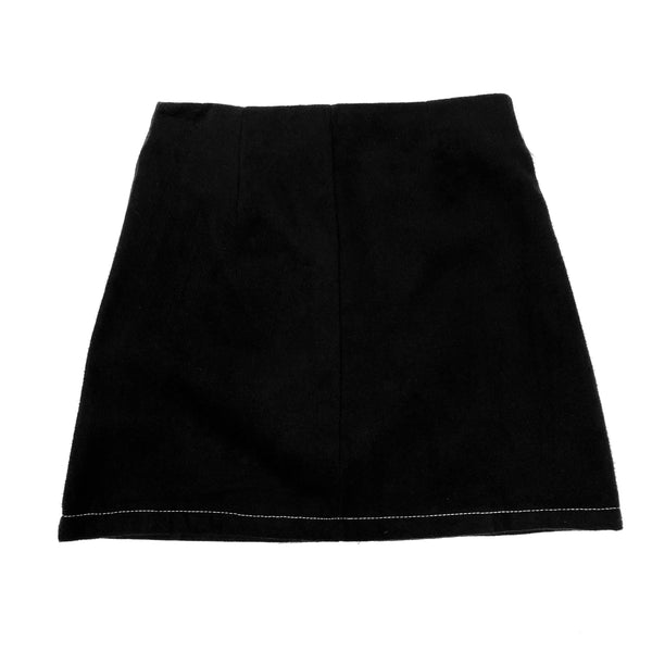 U3 pvc pockets skirt