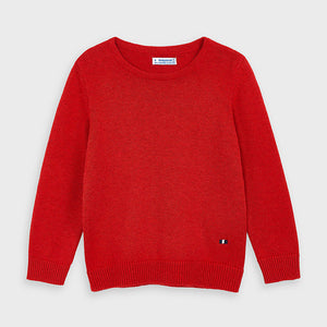 Mayoral 311 030 Basic Crew Neck Sweater AW20