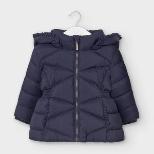 Mayoral 414 019 Navy Padded Jacket AW20