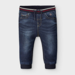 Mayoral 2585 096 Soft Denim Joggers AW20