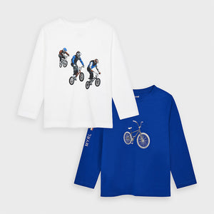 Mayoral 4047 042 Long Sleeve T-shirt Set